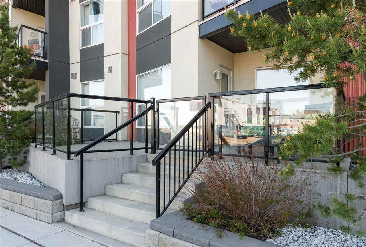 108 10523 123 Street, 2 bed, 2 bath, at $309,000