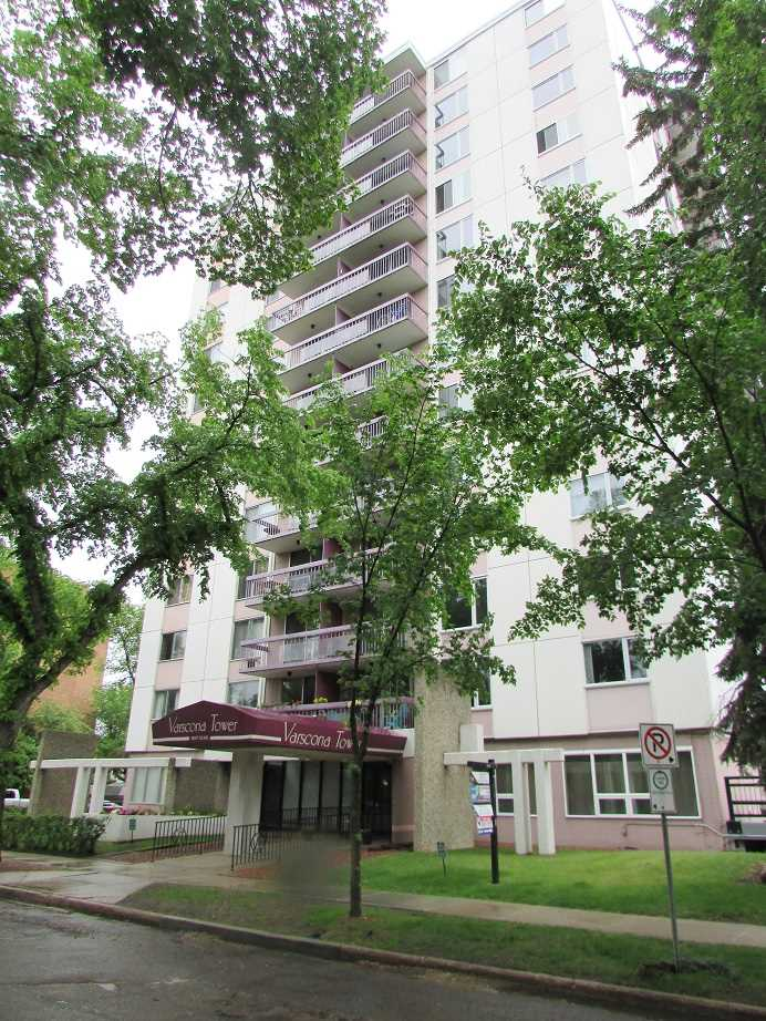 707 11007 83 Avenue, 1 bed, 1 bath, at $199,900