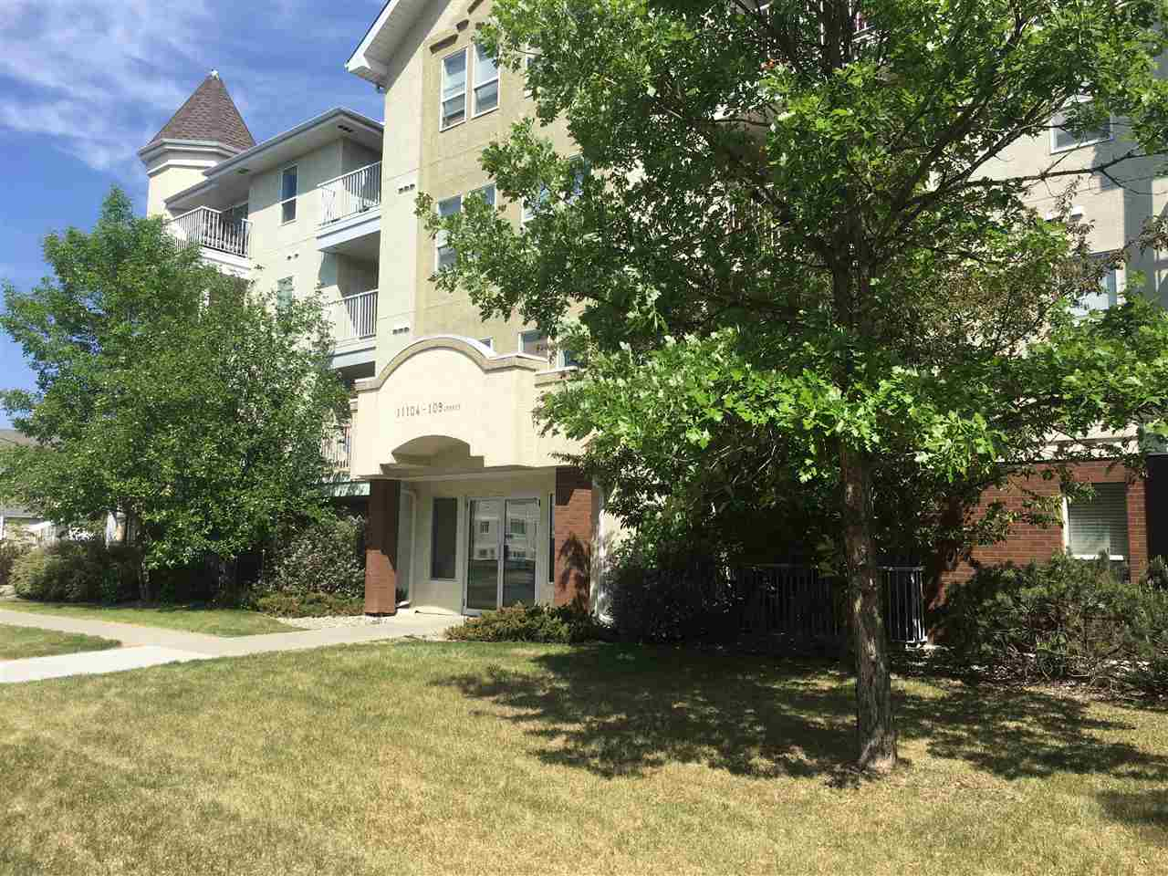 201 11104 109 Avenue, 2 bed, 2 bath, at $234,900