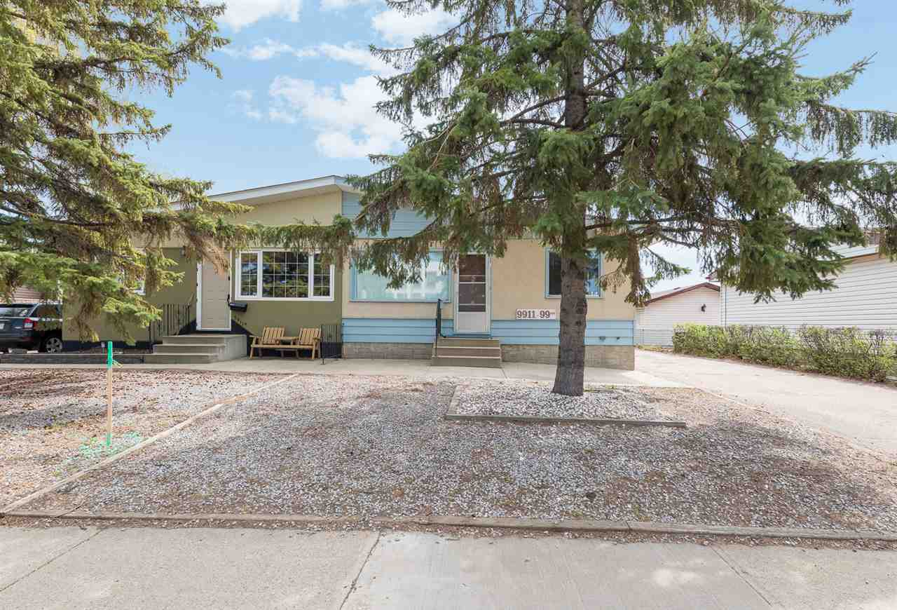 9911 99 Avenue, 3 bed, 1 bath, at $235,900