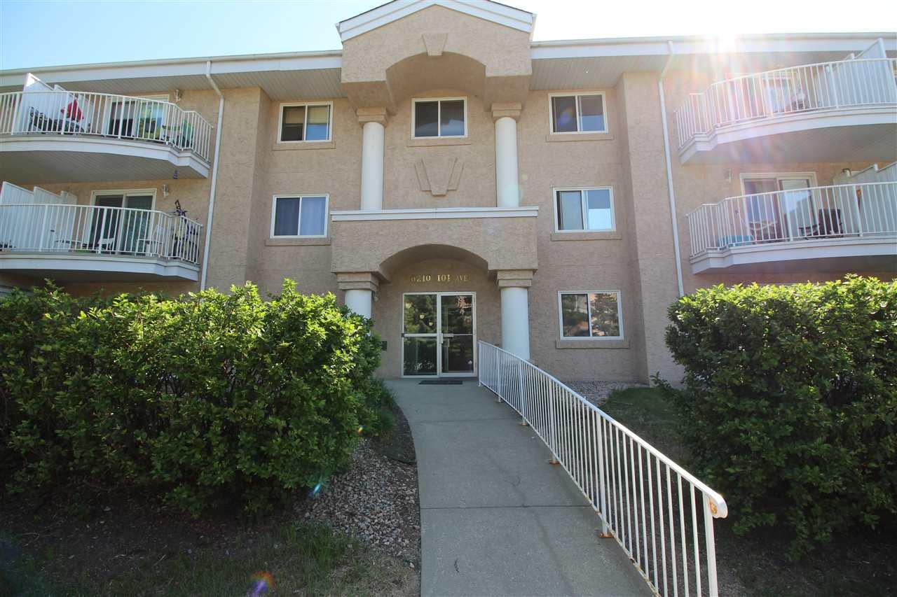 304 6210 101 Avenue, 1 bed, 1 bath, at $165,000